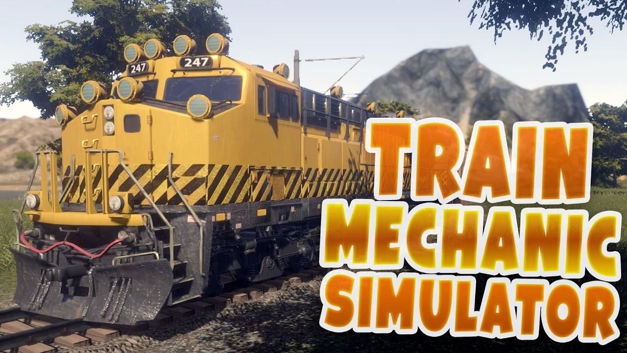 Train Mechanic Simulator 2017 Download PC - Pobierz na ...