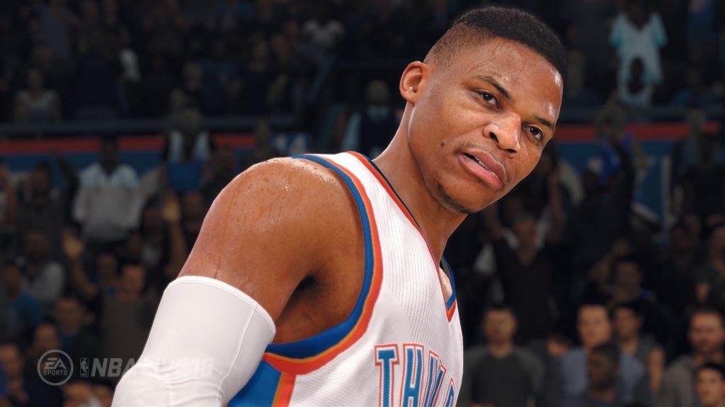 NBA LIVE 18 pc