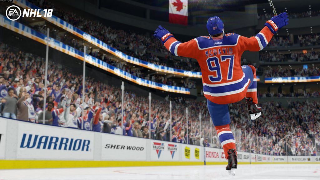 NHL 18 do pobrania za free