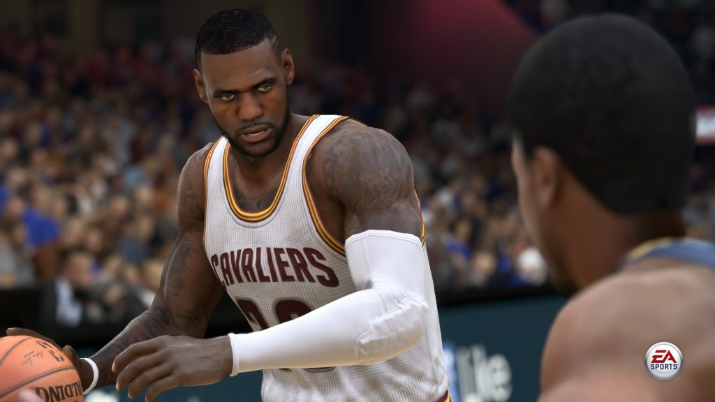 NBA LIVE 18 gra download