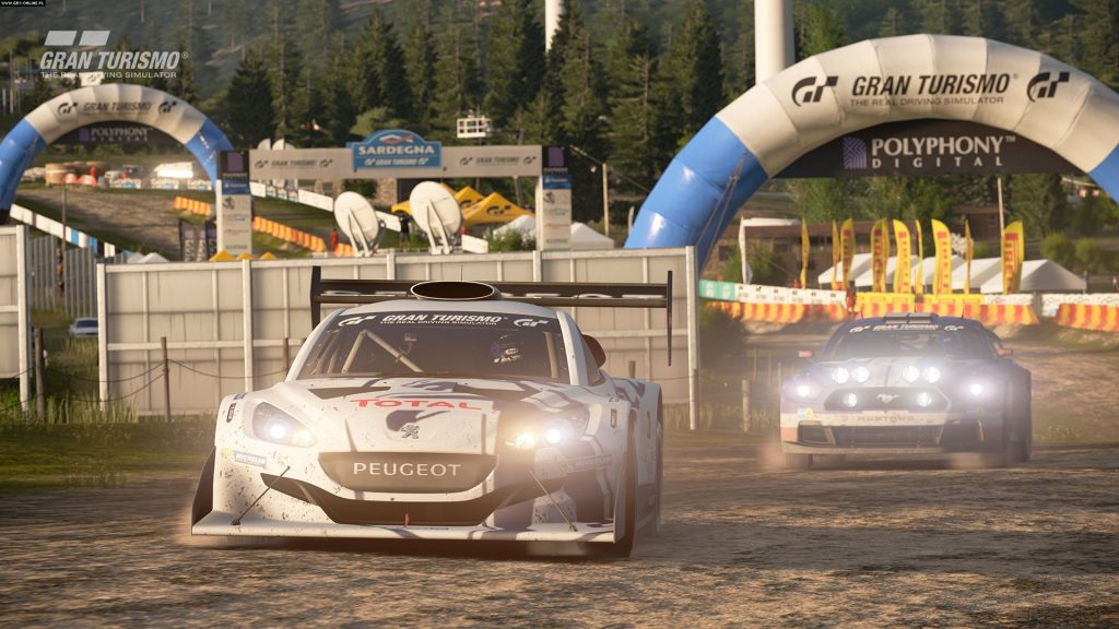 Gran Turismo Sport pobierz