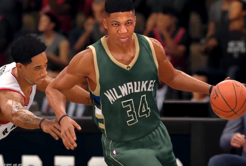 NBA LIVE 18 do pobrania