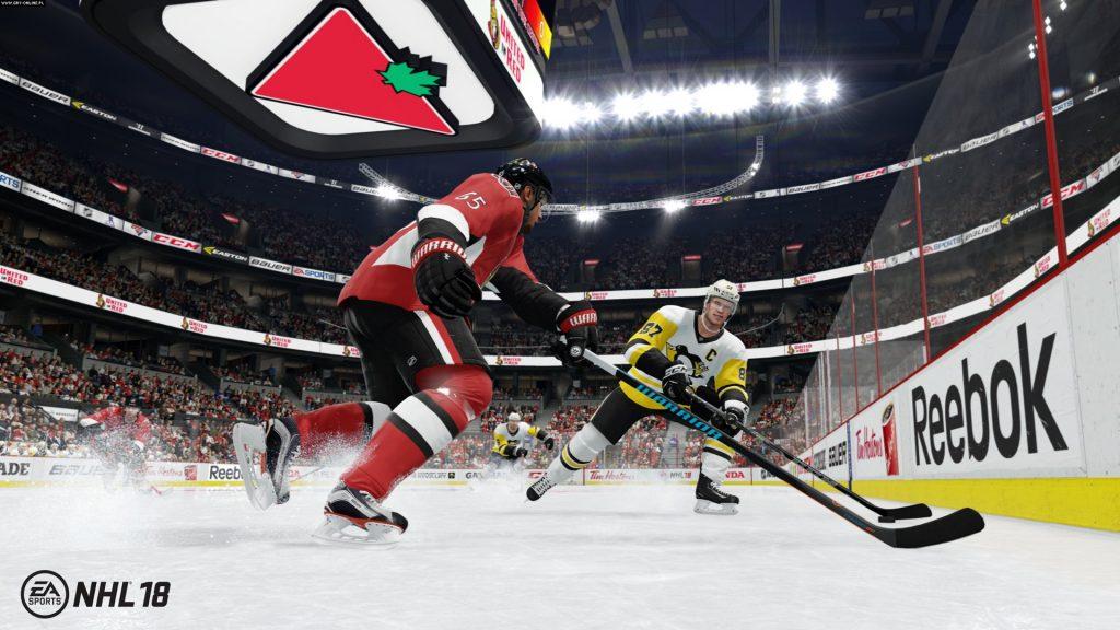 NHL 18 pobierz