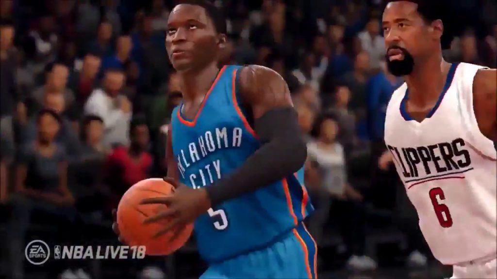 NBA LIVE 18 pobierz