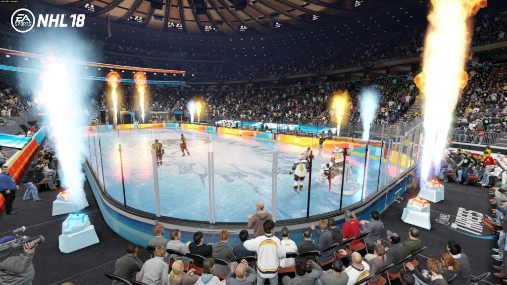 NHL 18 do pobrania