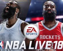 NBA LIVE 18 Download – Pobierz za darmo!