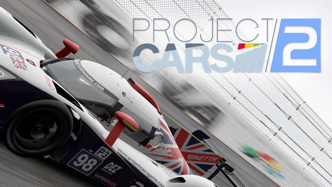 Project Cars 2 pobierz