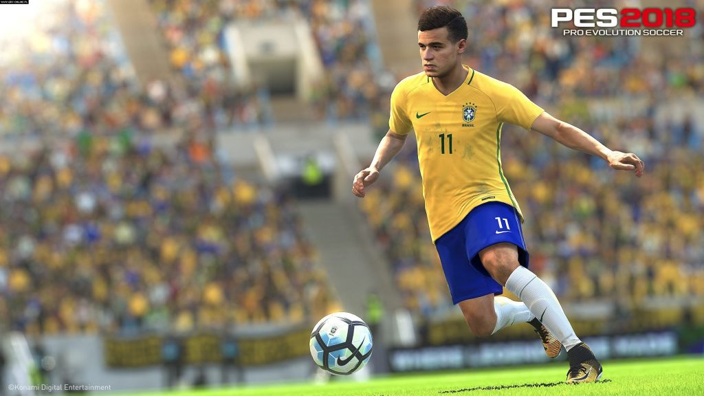 Pro Evolution Soccer 2018 do pobrania