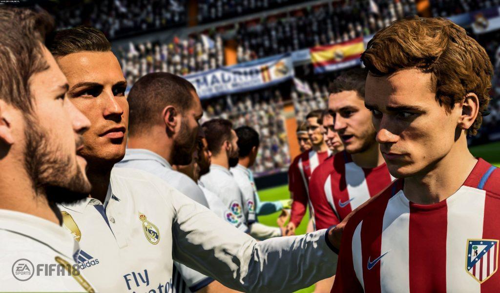 FIFA 18 do pobrania