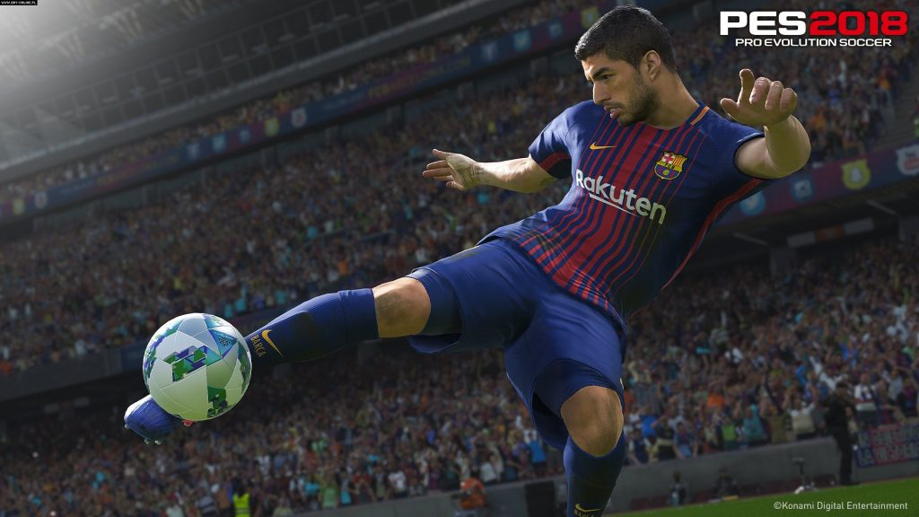 Pro Evolution Soccer 2018 pobierz
