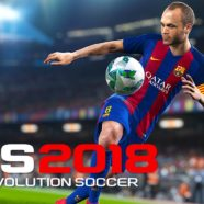 Pro Evolution Soccer 2018 Download – PES 18 do Pobrania!