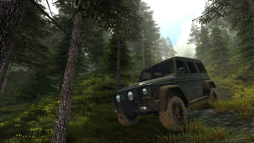 Proffesional Offroad Transport Simulator download pc