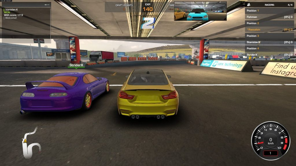 CarX Drift Racing do pobrania