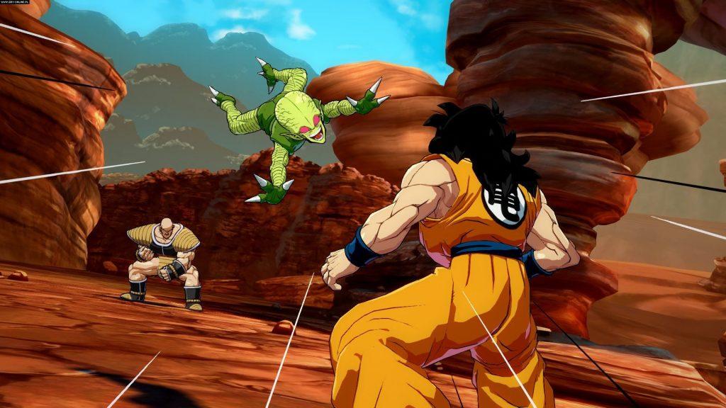 Dragon Ball FighterZ gra pc