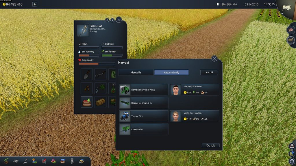 Farm Manager 2018 for free