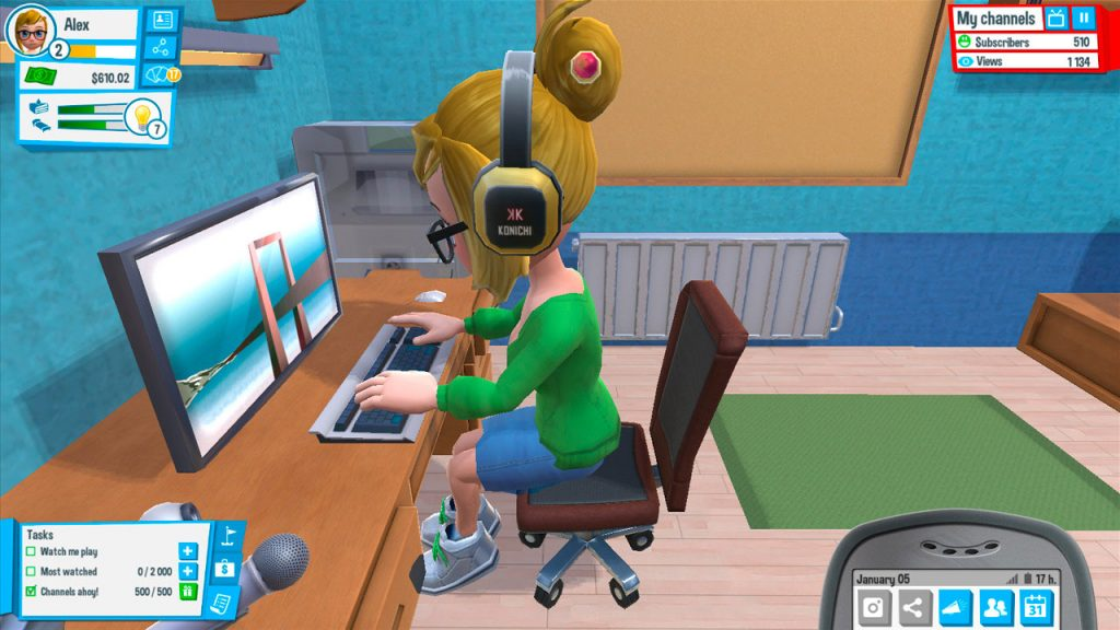 youtubers life download za darmo