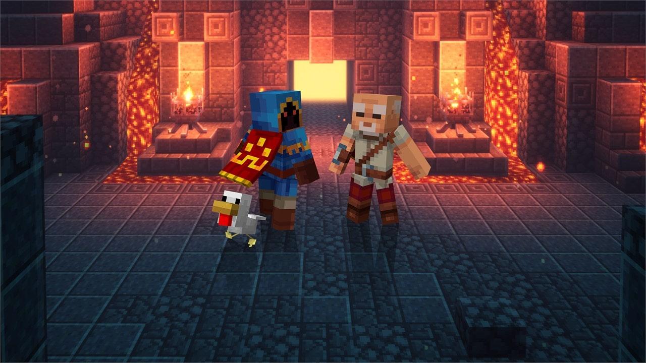 Minecraft Dungeons pelna wersja